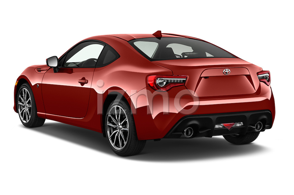 Car pictures of rear three quarter view of 2018 Toyota 86 Automatic 2 Door Coupe Angular Rear