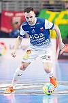 R. Renov. Zaragoza Thiago Santana during Futsal Spanish Cup 2018 at Wizink Center in Madrid , Spain. March 16, 2018. (ALTERPHOTOS/Borja B.Hojas)