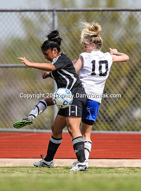 JV Girl's Soccer- Summit vs. Seguin