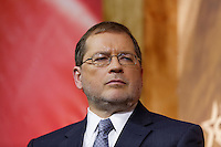 Republican figure and anti-tax campaigner Grover Norquist pictured at the 2014 CPAC conference in National Harbor, Maryland March 7, 2014.