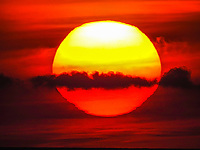 These photographs of the Sun are for your viewing pleasure, and to bring glory to God, who is the creator of all the celestial objects in the sky. <br />