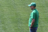 Campinas (SP), 12/09/2020 - Guarani-Brasil - Ricardo Catalá, técnico do Guarani. Partida entre Guarani e Brasil de Pelotas válida pela 9 rodada do Campeonato Brasileiro da Série B no estádio Brinco de Ouro em Campinas, interior de São Paulo, neste sábado (12).