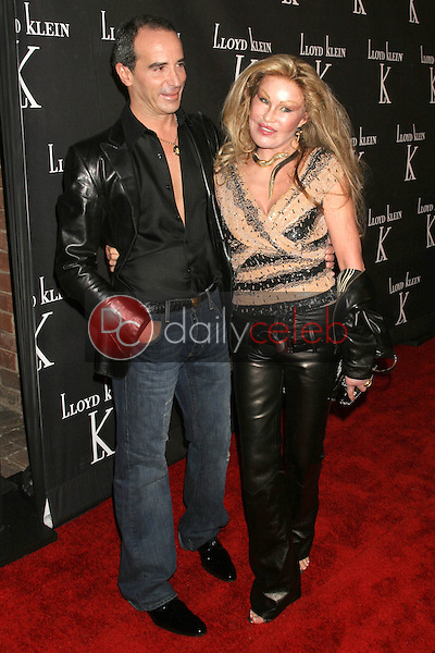 Lloyd Klein and Jocelyn Wildenstein<br />at the opening party for the Lloyd Klein Flagship Store. Lloyd Klein Flagship Store, Los Angeles, CA. 11-14-06<br />Dave Edwards/DailyCeleb.com 818-249-4998