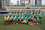 XXX vs XXX during day 2 of the 2014 GFI HKFC Tens at the Hong Kong Football Club on 27 March 2014. Photo by Xaume Olleros / Power Sport Images