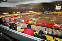 02/19/11 Los Angeles, CA: Monster Jam held at Dodger Stadium.