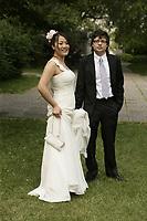 ARCHIVE - <br /> <br /> Mariage ethnique au Quebec<br /> <br /> PHOTO :  Agence Quebec Presse