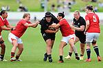 NELSON, NEW ZEALAND - Blackferns v Barbarians. Trafalgar Park, Nelson, New Zealand. Saturday 21 November. (Photo by Trina Brereton/Shuttersport Limited)