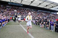 Photo: Richard Lane/Richard Lane Photography. Exeter Chiefs v Wasps. Aviva Premiership. 01/05/2016.  Wasps' Joe Simpson.