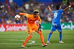 Real Valladolid's Jordi Masip during La Liga match. August 31, 2018. (ALTERPHOTOS/A. Perez Meca)