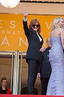Susan Sarandon - 69EME FESTIVAL DE CANNES 2016 - OUVERTURE DU FESTIVAL AVEC 'CAFE SOCIETY'