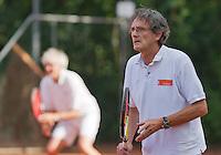 August 24, 2014, Netherlands, Amstelveen, De Kegel, National Veterans Championships, Mens doubles<br /> Photo: Tennisimages/Henk Koster
