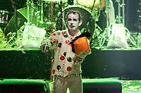 "SÃO PAULO, SP 08.03.2019: THE ADICTS-SP - A banda inglesa, ícone do punk rock, The Adicts, formada por Keith ""Monkey"" Warren, Pete Dee, Kid Dee, se apresentou na noite desta sexta (08), no Carioca Club, zona oeste da capital paulista. (Foto: Ale Frata/Codigo19)"