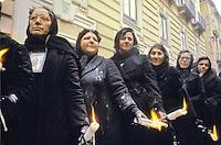 - traditional celebrations of the Easter, procession of Holy Friday Mysteries in Trapani.... - celebrazioni tradizionali della Pasqua, processione dei Misteri del Venerdì Santo a Trapani