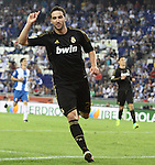2011.10.02 La Liga RCD Espanyol v Real Madrid
