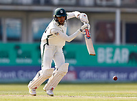 Ed Barnard bats for Worcestershire during Kent CCC vs Worcestershire CCC, LV Insurance County Championship Division 3 Cricket at The Spitfire Ground on 5th September 2021