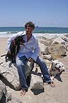 Bay Animal Hospital   Corporate Head shots with Pets   Manhattan Beach California   Beach Portraits   Pet Portraits   Corporate Headshots   Employee Corporate Headshots   Website Facebook Portraits   2009   <br /> Photo by Joelle Leder Photography Studio ©