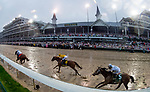 LOUISVILLE, KY - MAY 05: during the 144th Kentucky Derby at Churchill Downs on May 5, 2018 in Louisville, Kentucky. (Photo by Scott Serio/Eclipse Sportswire/Getty Images)