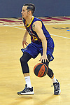 League ACB-ENDESA 2020/2021 - Game: 1.<br /> Barça vs Hereda San Pablo Burgos: 89-86.<br /> Thomas Heurtel.