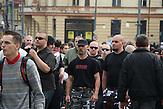 Anti-Roma-Demo in Ústí nad Labem