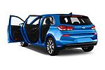 Car images of 2017 Hyundai i30 Luxury-Launch-Edition 5 Door Hatchback Doors
