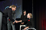 Vancouver, B.C. - November 15th, 2019 - Scott Russell hosts the 2019 Canadian Paralympic Hall of Fame Induction Ceremony. Photo: Lydia Nagai/Canadian Paralympic Committee