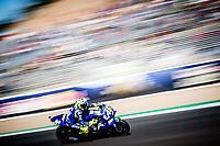 VALENTINO ROSSI - ITALIAN - MOVISTAR YAMAHA MotoGP - YAMAHA<br /> Jerez 06-05-2018 Moto Gp Spagna / Spain<br /> Foto Vincent Guignet / Panoramic / Insidefoto