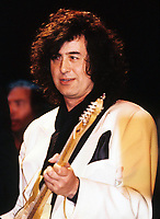 Jimmy Page 1992 Photo by Adam Scull-PHOTOlink.net