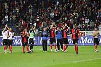 26.09.2007: Eintracht Frankfurt vs. Karlsruher SC