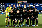 Players of Real Madrid line up and pose for a photo prior to the Copa del Rey 2017-18 match between CD Leganes and Real Madrid at Estadio Municipal Butarque on 18 January 2018 in Leganes, Spain. Photo by Diego Gonzalez / Power Sport Images