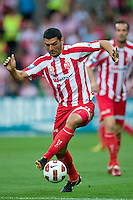MELBOURNE, AUSTRALIA - DECEMBER 11: John Aloisi of the Heart controls the ball during the round 18 A-League match between the Melbourne Heart and Melbourne Victory at AAMI Park on December 11, 2010 in Melbourne, Australia. (Photo by Sydney Low / Asterisk Images)