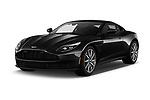 2016 Astonmartin DB11 Base 2 Door Coupe angular front stock photos of front three quarter view