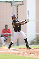 August 15, 2008: Edward Garcia (3) of the GCL Pirates. Photo by: Chris Proctor/Four Seam Images