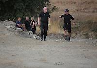 2016 10 12 Ben Needham search, Kos, Greece