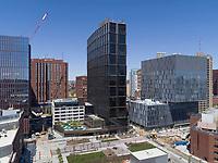 Site 4, MIT Kendall Square, Cambridge, MA (NADAAA = architect)