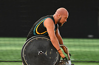 Australian Stealers :  <br /> Wheelchair Rugby - Paralympics Australia<br /> 2020 Tokyo Paralympics - Preview<br /> The Hanger, Melbourne VIC<br /> Thursday 16 Jan 2020<br /> © STL / Jeff Crow / PA