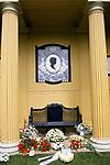 Althrop House, Princess Diana Memorial, Great Brington, Northants, 1998.