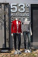 53° Hamburg Store, Am Kaiserkai 45 in der HafenCity, Hamburg, Deutschland<br /> 53° Hamburg Store, Am Kaiserkai 45 in  HafenCity, Hamburg, Germany