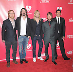 The Foo Fighters at The 2012 MusiCares Person of the Year Dinner honoring Paul McCartney at the Los Angeles Convention Center, West Hall in Los Angeles, California on February 10,2011                                                                               © 2012 DVS / Hollywood Press Agency