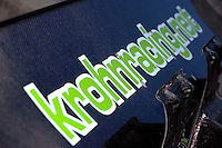 17-19  July, 2009, Birmingham, Alabama USA.#76 Krohn Racing Ford/Lola wing detail..©2009 F.Peirce Williams, USA.
