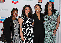 LOS ANGELES, CA, USA - MARCH 27: Rosario Dawson, Isabel Celeste at the Cesar Chavez Foundation's 2014 Legacy Awards Dinner held at the Millennium Biltmore Hotel on March 27, 2014 in Los Angeles, California, United States. (Photo by Xavier Collin/Celebrity Monitor)