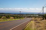 Looking Over Molokai Towards Lanai