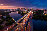 Austin Skyline Cityscape Images, Stock Photos & Panoramic Prints | HerronStock