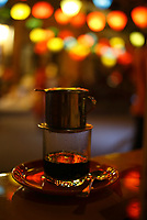 Ca Phe : traditional  vietnamese coffee in Hoi An