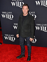 "LOS ANGELES, CA: 13, 2020: Terry Notary at the world premiere of ""The Call of the Wild"" at the El Capitan Theatre.<br /> Picture: Paul Smith/Featureflash"
