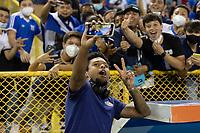 SAN SALVADOR, EL SALVADOR - SEPTEMBER 2: Weston McKennie of the United States during a game between El Salvador and USMNT at Estadio Cuscatlán on September 2, 2021 in San Salvador, El Salvador.