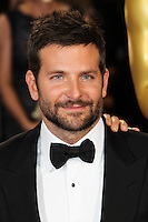 HOLLYWOOD, CA, USA - MARCH 02: Bradley Cooper at the 86th Annual Academy Awards held at Dolby Theatre on March 2, 2014 in Hollywood, Los Angeles, California, United States. (Photo by Xavier Collin/Celebrity Monitor)