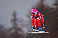 20150116 Sci Cortina Discesa libera Donne