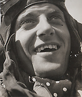 BNPS.co.uk (01202) 558833.<br /> Pic: DominicWinterAuctions/BNPS<br /> <br /> Peter Brothers, Battle of Britain ace and one of the finest pilots the RAF has ever had. His medals and logbooks are being sold at Dominic Winter Auctions<br /> <br /> The gallantry medals awarded to one of the RAF's finest Battle of Britain aces have been sold by his family for £192,000.<br /> <br /> Air Commodore Peter Malam Brothers destroyed 16 enemy aircraft during the Second World War and was a veteran of the Battle of France, the Battle of Britain, the Dieppe raid and D-Day. <br /> <br /> In his RAF logbooks that were also sold, he drew red swastikas to mark all his 'kills' and he wrote the words 'Good Show' to describe the Normandy invasion.