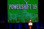 Mayor Rocky Anderson speaking at Power Shift '09 (©Robert vanWaarden ALL RIGHTS RESERVED)