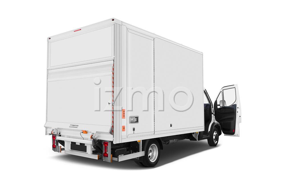 Car images of 2020 Iveco Daily C 2 Door Van Box Doors